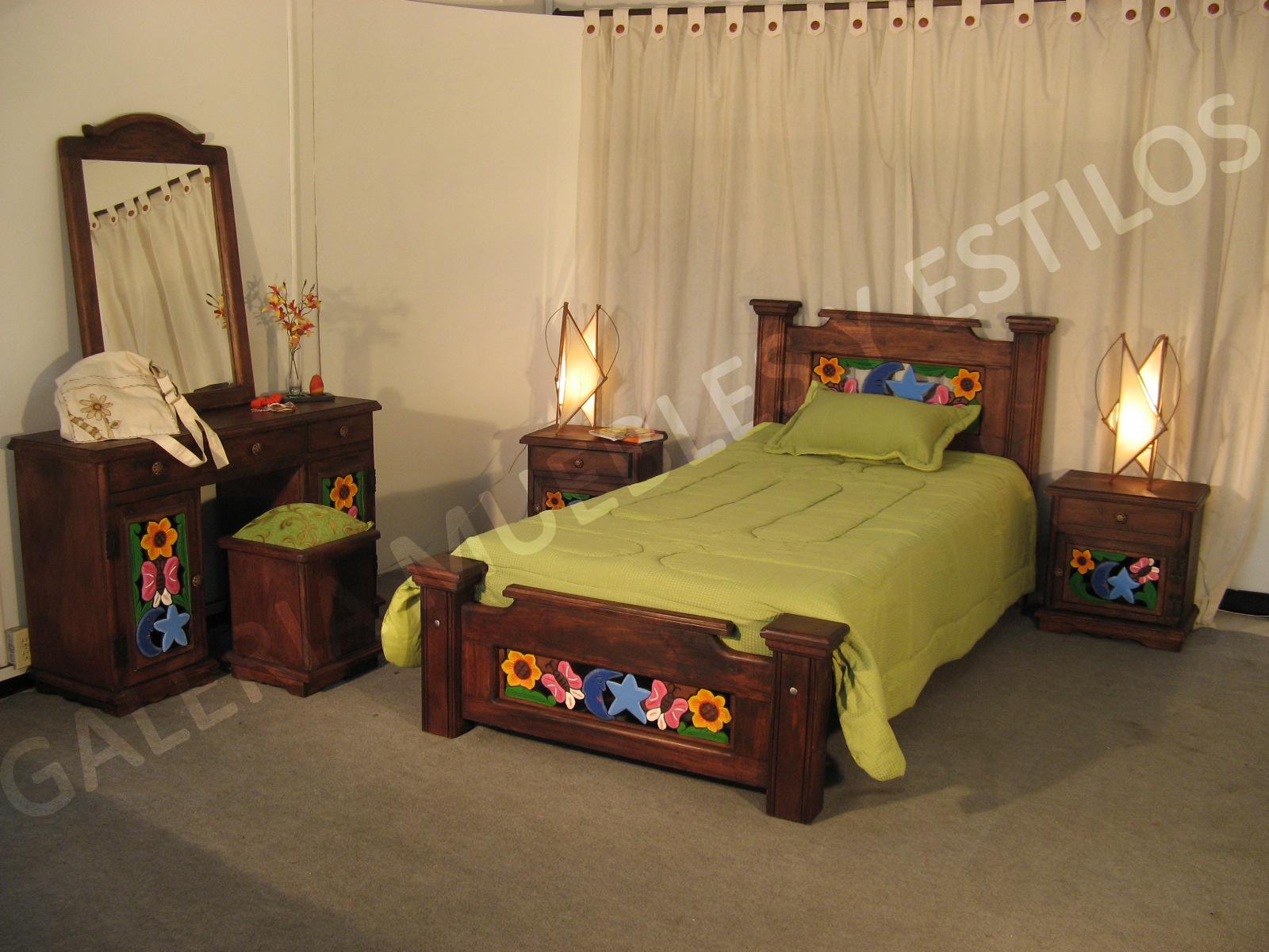 Alcoba rustica 100 con dibujos galeria muebles y estilos for Muebles la alcoba